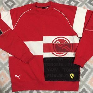 PUMA Ferrari SF Large sweatshirt